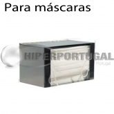 Dispensador de máscaras inox