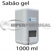 Dispensador de sabão gel ECO branco 1000 ml
