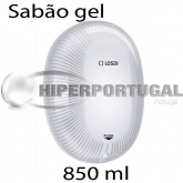 Dispensador de sabão gel Exclusive 850 ml