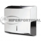 Dispensador de Toalhetes de Papel Hiperportugal Brilhante