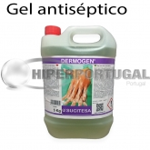 Gel desinfectante anti-séptico 5 Kg