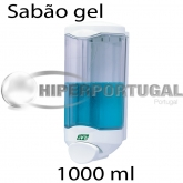 Saboneteira Crystal 1000ml