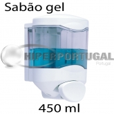 Saboneteira Crystal 450ml